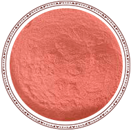 strawberry-powder